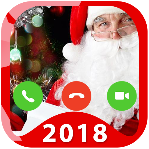 A Video Call From Santa Claus
