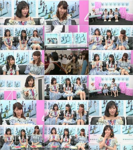 (TV-Variety)(360p) ニコニコ生放送 44thシングル『翼はいらない』発売記念特番160603