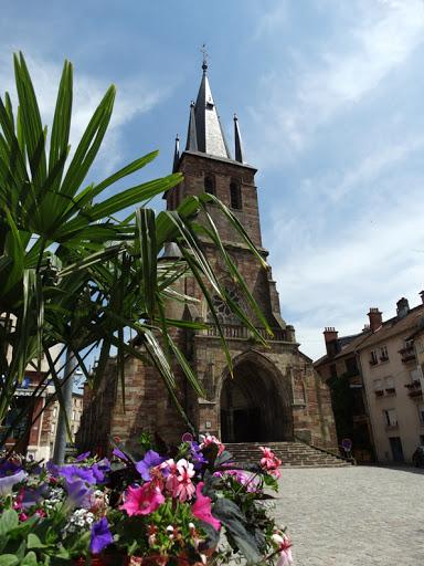 Eglise Sainte-Libaire