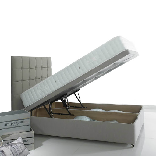 Relyon Kelston Ortho Ottoman Bed