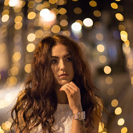Shannon  by Brian Pierce - People Portraits of Women ( shannon, truro,  )