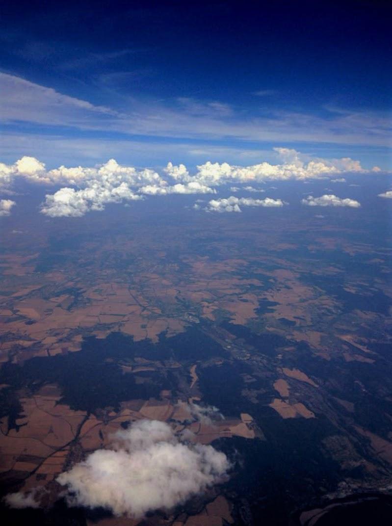 La Terra dall'Alto è Blu di FrancescaWagnerL