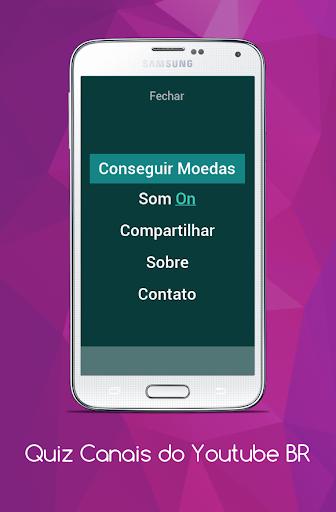 Quiz Canais Youtubers Brasil 8.5.1z screenshots 6