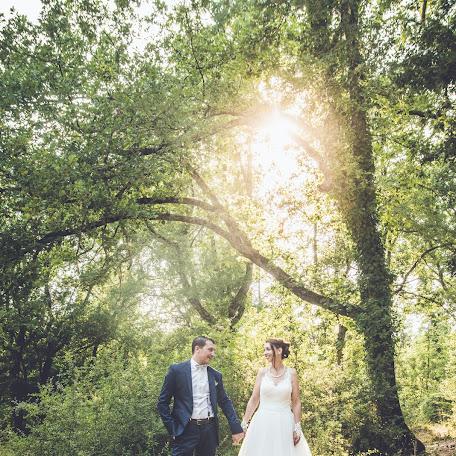 Wedding photographer Olivier Bouhourd (olivbphoto). Photo of 05.11.2017