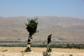 Photo: Day 166 - Mountains in Tajikistan (Just Over the Border)