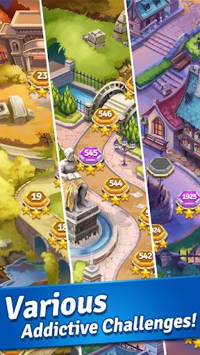 Jewel Castleu2122 - Classical Match 3 Puzzles 1.4.5 Mod screenshots 4