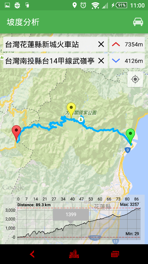 Elevation Profile Android Apps On Google Play - Get altitude from google maps