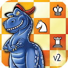 Dinosaur Chess: Learn to Play! icon