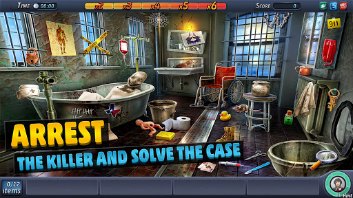 Criminal Case: Supernatural Investigations apkdebit screenshots 4