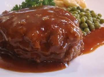 Donna's Quick Salisbury Steak