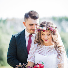 Wedding photographer Olesya Chernenkaya (OlesyaChern). Photo of 20.10.2017