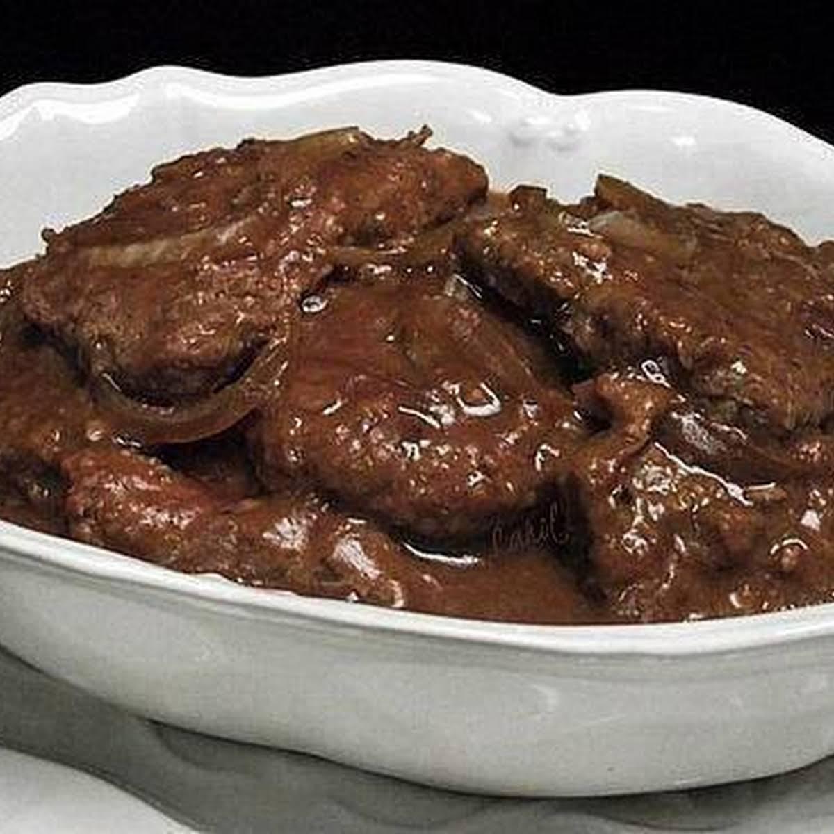 Cube Steak Slow Cooker