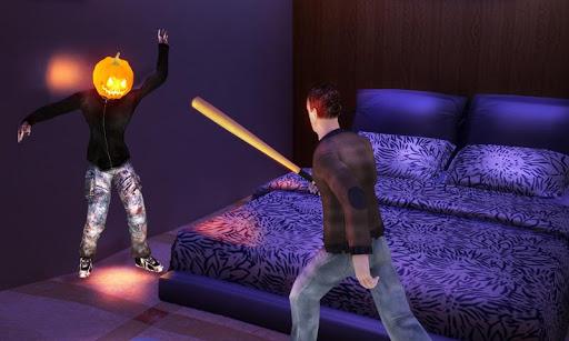 Haunted Halloween Night