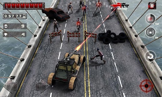 Zombie Squad Screenshot
