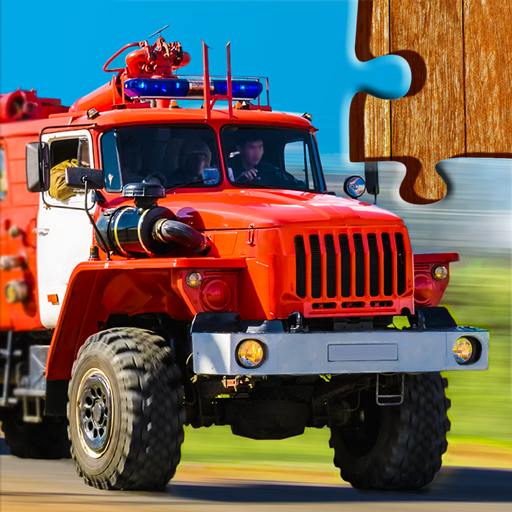 Cars, Trucks, & Trains Jigsaw Puzzles Game 🏎️ Icon