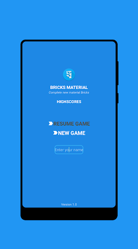 Screenshot for Bricks material - Bricks puzzle game in United States Play Store
