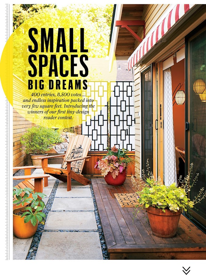 Sunset Design Guide: Small Spaces - Newsstand on Google Play