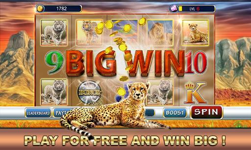 無料博奕Appのスロットマシン:野生の猫|記事Game