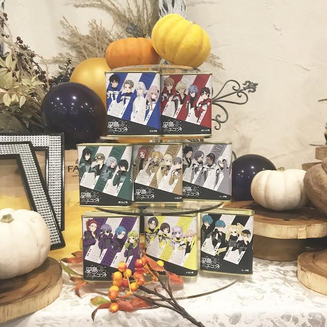 【画像】オリジナルキャンディ缶
