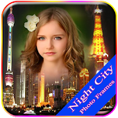 Night City Photo Frames new