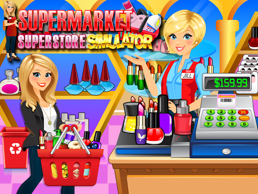 Download Supermarket Grocery Superstore - Supermarket Games on PC