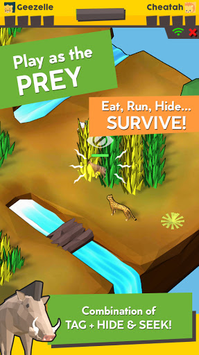 Savanna Battleground u2013 Hide and Seek android2mod screenshots 5