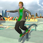 Skateboard FE3D 2 Icon