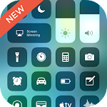 Control Center iOS 11 Icon