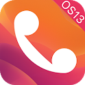 Os13 Dialer - Phone X&Xs Max Contacts & Call Log icon