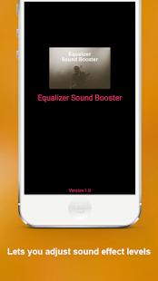 Equalizer Sound Booster - náhled
