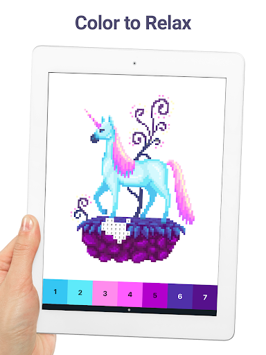 Pixel Art: Color by Number screenshots 13