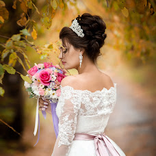 Wedding photographer Kristina Berezovskaya (ChristinaDiamond). Photo of 03.10.2018