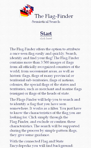 The Flag-Finder