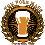 Logo for The Pour Haus Bar and Grill