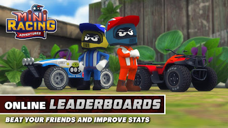 Mini Racing Adventures 1.4 screenshot 68005