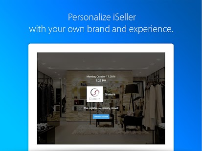 iSeller POS for Retail - náhled
