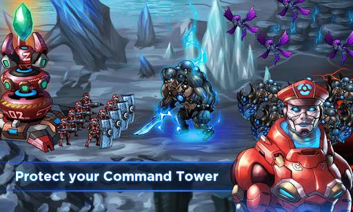 Robot Vs Zombies Game 102.0.20180423 screenshots 8