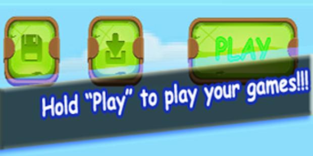MYOG : Make Your Own Games screenshot