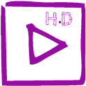 HD Video and Music Player icon