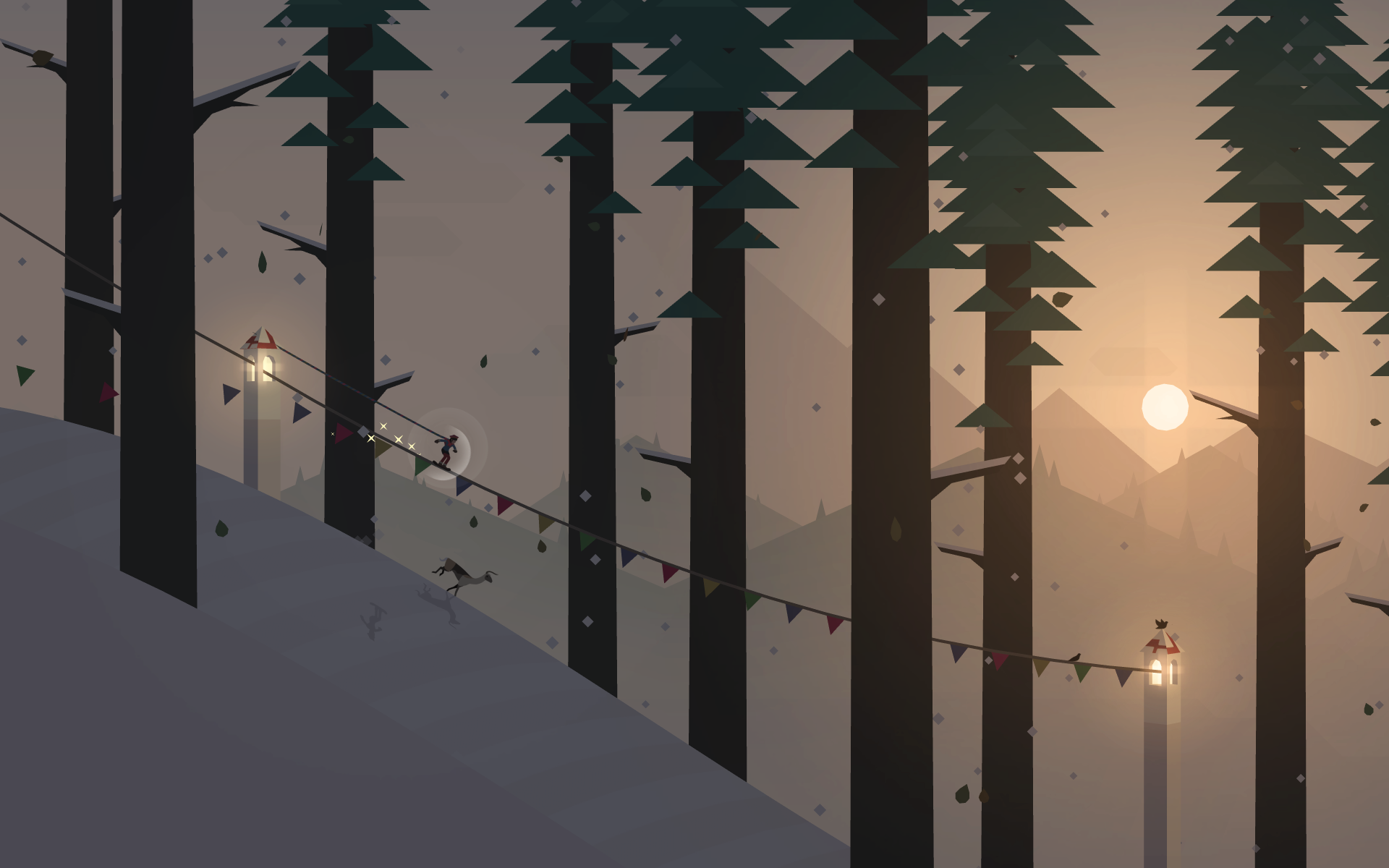 Alto's Adventure screenshot #19