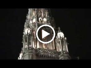 Video: austria, travel, town, hall, vienna, wien