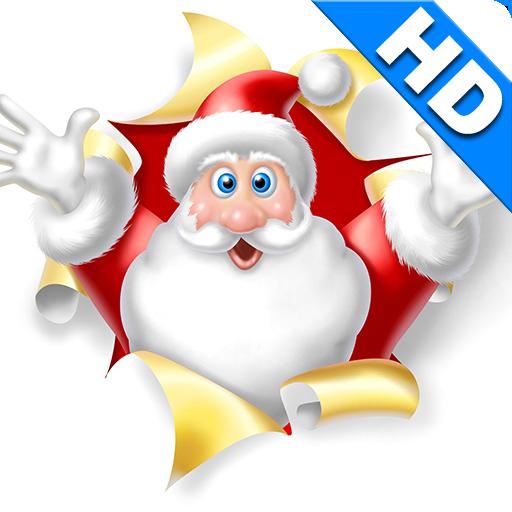 聖誕壁紙HD 漫畫 App LOGO-APP試玩