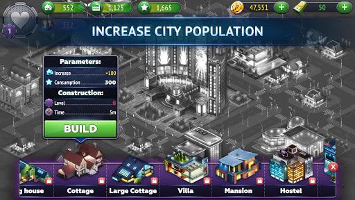Poker City: Builder 1.4.0 screenshots 3