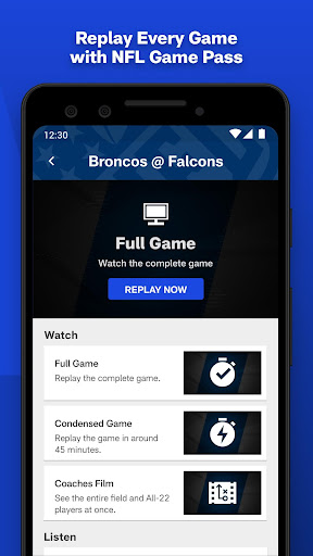 NFL 12 screenshot 8