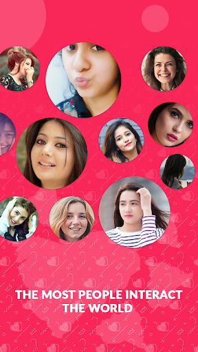 Ahlan Live Chat: Random Video Call u2013 Dating 1.0.9 screenshots 3