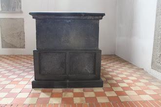Photo: Kong Valdemar Atterdags sarkofag.
