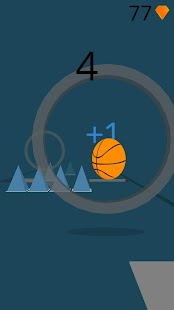 Jumping Ball - náhled
