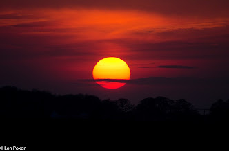 Photo: Sunset