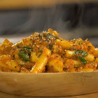 Korean Gnocchi.
