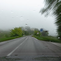 Viaggi primaverili piovosi  di
